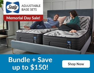Sealy Adjustable Base Sale